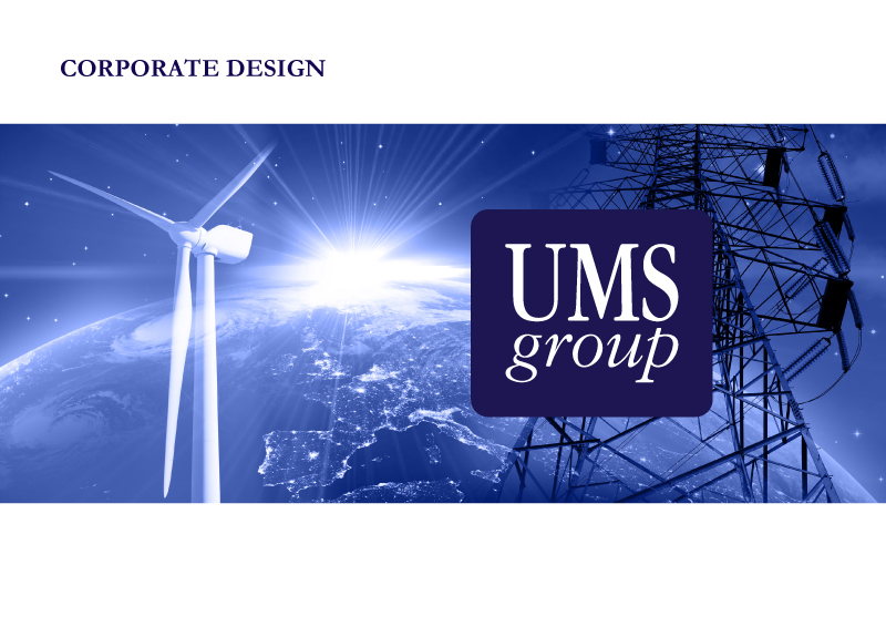UMS Group brandbook