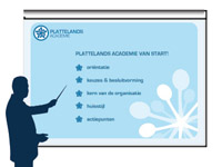 Plattelandsacademie communicatie