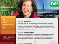 Gerda Oskam website
