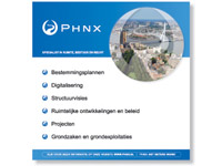 PHNX advertentie
