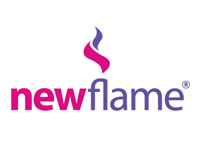 New Flame logo