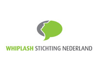 Whiplash Stichting Nederland logo